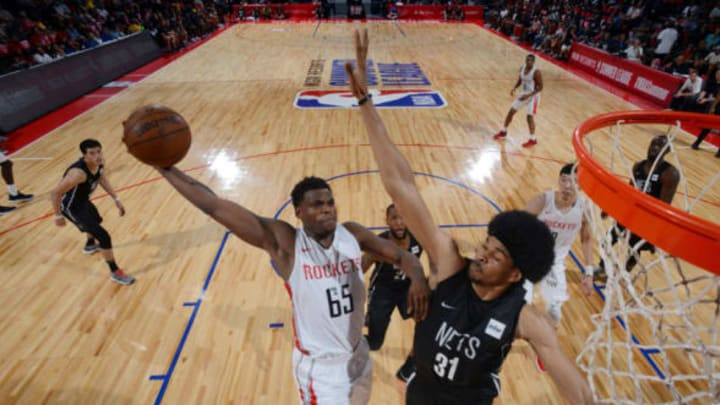 Danuel House #65 of the Houston Rockets (Photo by David Dow/NBAE via Getty Images)