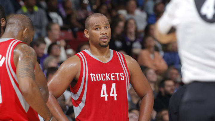 Houston Rockets Chuck Hayes (Photo by Rocky Widner/NBAE via Getty Images)