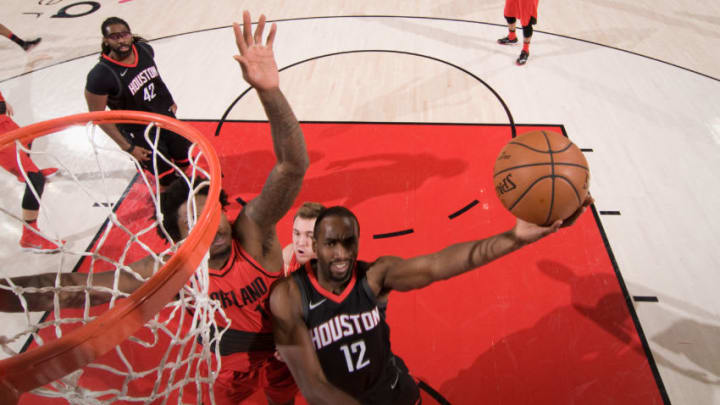 PORTLAND, OR - DECEMBER 9: Luc Mbah a Moute