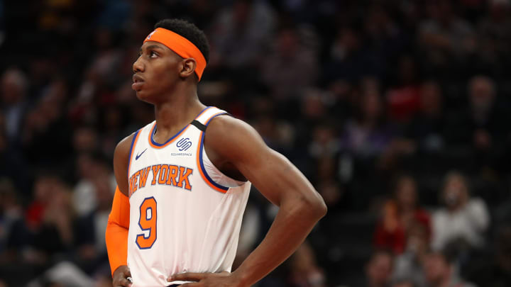RJ Barrett (Photo by Patrick Smith/Getty Images)