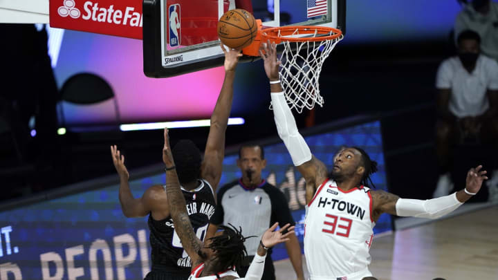 Houston Rockets, Robert Covington (Photo by Ashley Landis-Pool/Getty Images)