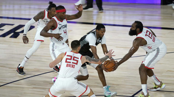 Houston Rockets (Photo by Ashley Landis-Pool/Getty Images)