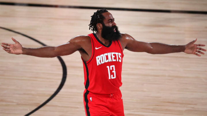 James Harden (Photo by Michael Reaves/Getty Images)