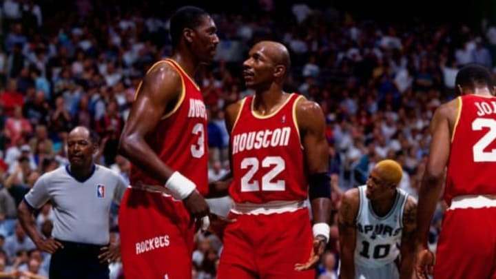 Copyright 1995 NBAE (Photo by Andrew D. Bernstein/NBAE via Getty Images)