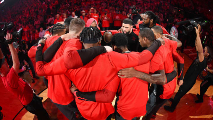 Houston Rockets (Photo by Andrew D. Bernstein/NBAE via Getty Images)