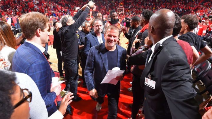 Houston Rockets Tilman Fertitta (Photo by Bill Baptist/NBAE via Getty Images)