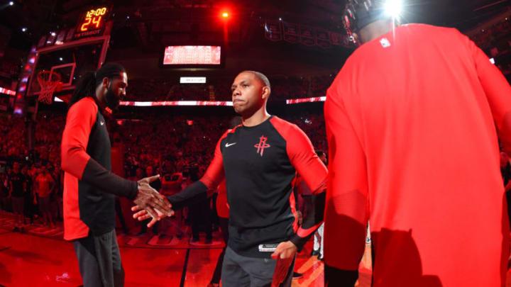 Houston Rockets Eric Gordon (Photo by Andrew D. Bernstein/NBAE via Getty Images)
