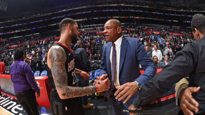 Doc Rivers LA Clippers (Photo by Andrew D. Bernstein/NBAE via Getty Images)
