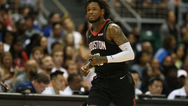 Houston Rockets Ben McLemore (Photo by Darryl Oumi/Getty Images)