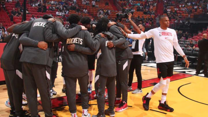 Houston Rockets (Photo by Issac Baldizon/NBAE via Getty Images)