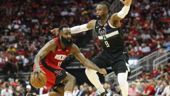 Houston Rockets Wesley Matthews (Photo by Tim Warner/Getty Images)