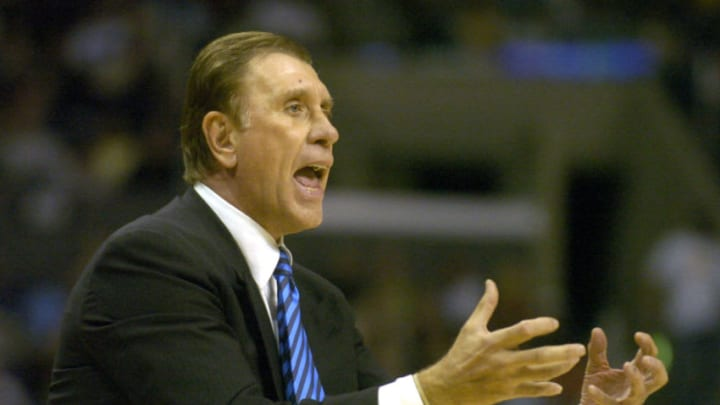 Houston Rockets Rudy Tomjanovich (Photo by Kirby Lee/Getty Images)