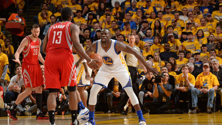 Draymond Green #23 of the Golden State Warriors (Photo by Noah Graham/NBAE via Getty Images)