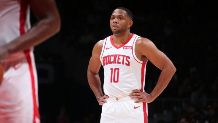 Houston Rockets Eric Gordon (Photo by Ned Dishman/NBAE via Getty Images)