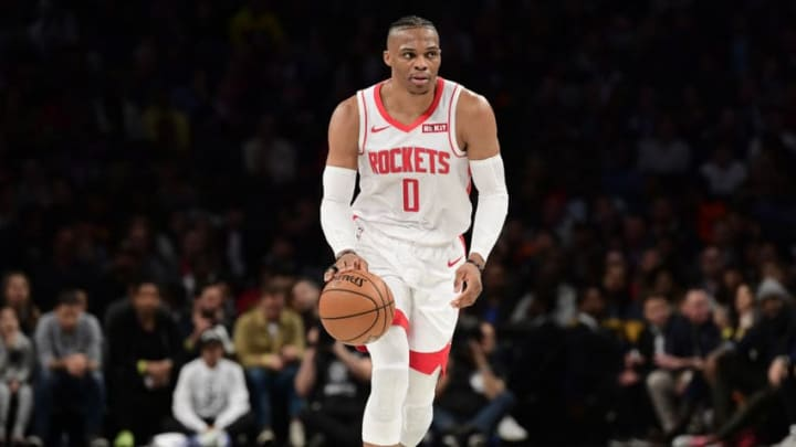 Houston Rockets Russell Westbrook (Photo by Steven Ryan/Getty Images)