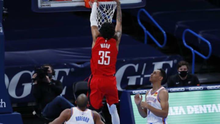 Houston Rockets, Christian Wood
