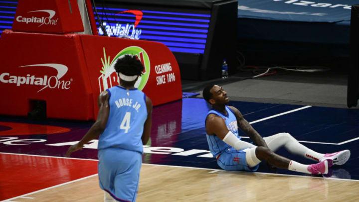 Houston Rockets guard John Wall (1) Mandatory Credit: Tommy Gilligan-USA TODAY Sports