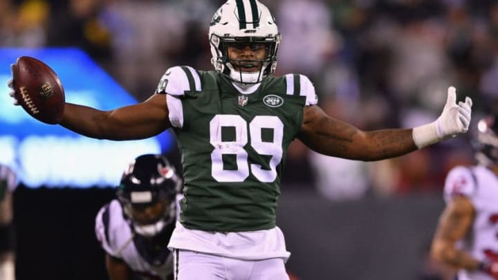 New York Jets Chris Herndon (Photo by Mark Brown/Getty Images)