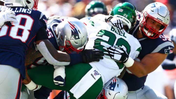 New York Jets (Photo by Adam Glanzman/Getty Images)