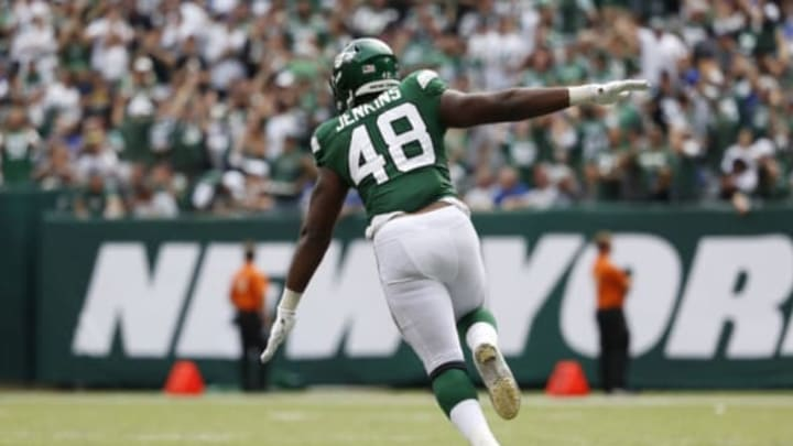 NY Jets (Photo by Michael Owens/Getty Images)