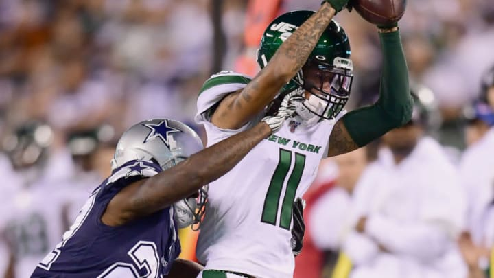 New York Jets Robby Anderson (Photo by Emilee Chinn/Getty Images)