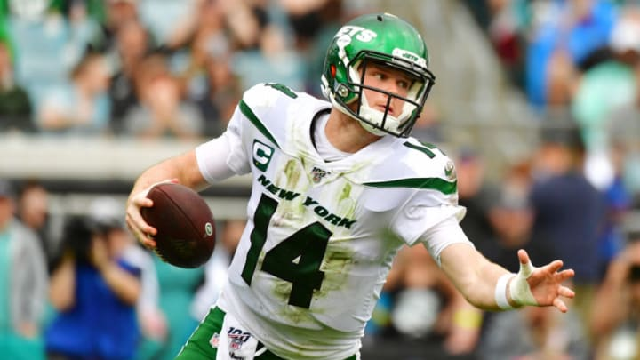 New York Jets Sam Darnold (Photo by Julio Aguilar/Getty Images)