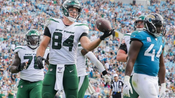 NY Jets (Photo by James Gilbert/Getty Images)