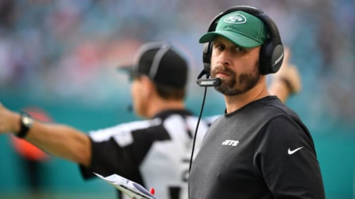 New York Jets Adam Gase (Photo by Mark Brown/Getty Images)