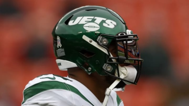 NY Jets, Jamal Adams (Photo by Scott Taetsch/Getty Images)