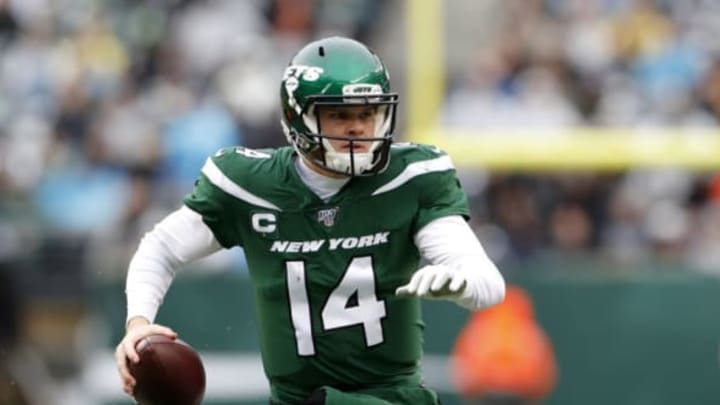 NY Jets, Sam Darnold (Photo by Jim McIsaac/Getty Images)