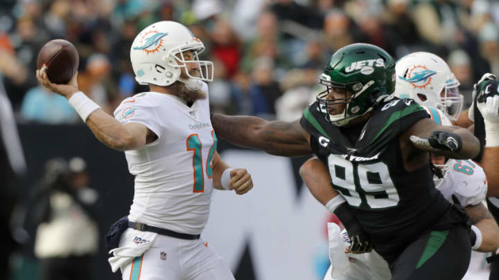 NY Jets, Steve McLendon (Photo by Jim McIsaac/Getty Images)