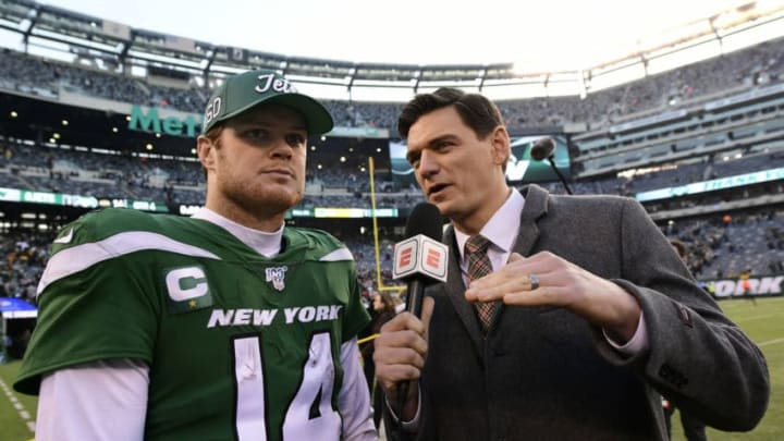 NY Jets, Sam Darnold (Photo by Steven Ryan/Getty Images)