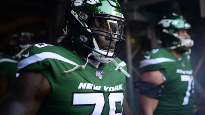 NY Jets, Jonotthan Harrison (Photo by Steven Ryan/Getty Images)