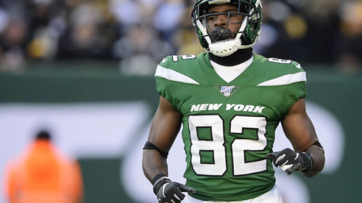 NY Jets, Jamison Crowder (Photo by Steven Ryan/Getty Images)