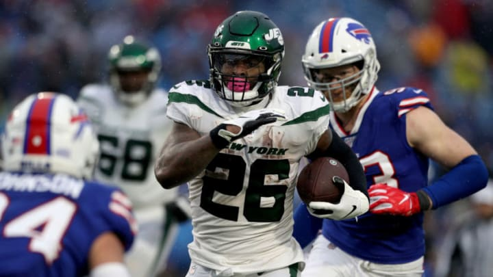 NY Jets, Le'Veon Bell (Photo by Bryan M. Bennett/Getty Images)