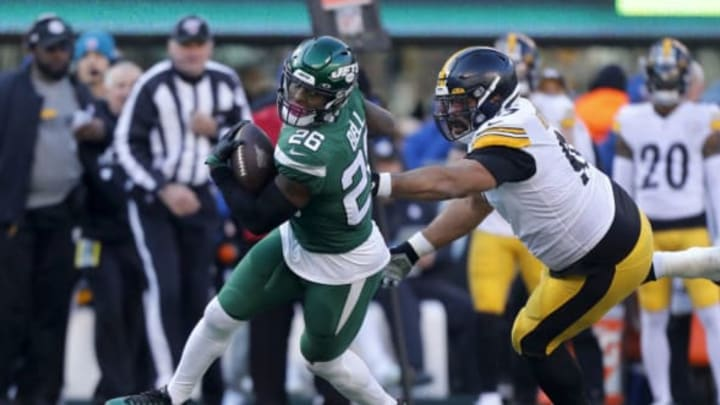NY Jets, Le'Veon Bell (Photo by Jim McIsaac/Getty Images)
