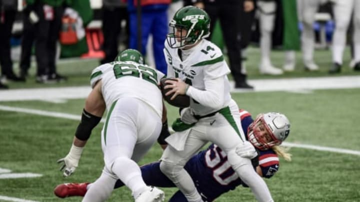 NY Jets, Sam Darnold (Photo by Billie Weiss/Getty Images)