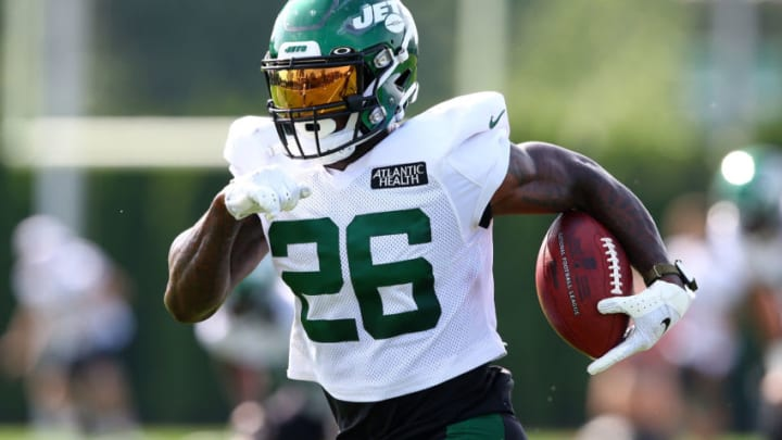 NY Jets, Le'Veon Bell (Photo by Mike Stobe/Getty Images)