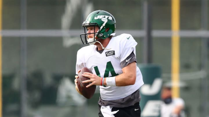 NY Jets, Sam Darnold (Photo by Mike Stobe/Getty Images)