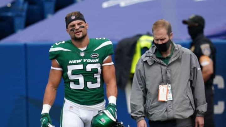 NY Jets (Photo by Stacy Revere/Getty Images)