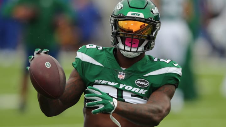 NY Jets, Le'Veon Bell (Photo by Timothy T Ludwig/Getty Images)