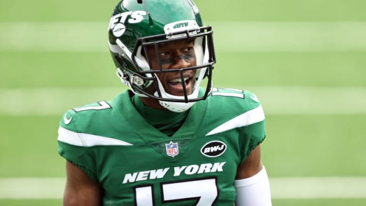 NY Jets, Vyncint Smith (Photo by Elsa/Getty Images)