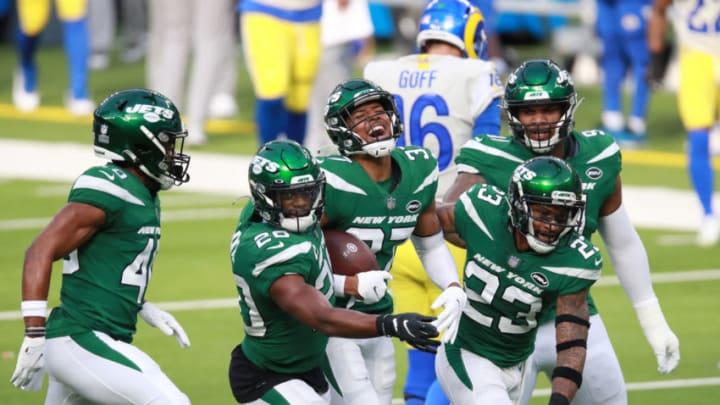 NY Jets (Photo by Joe Scarnici/Getty Images)