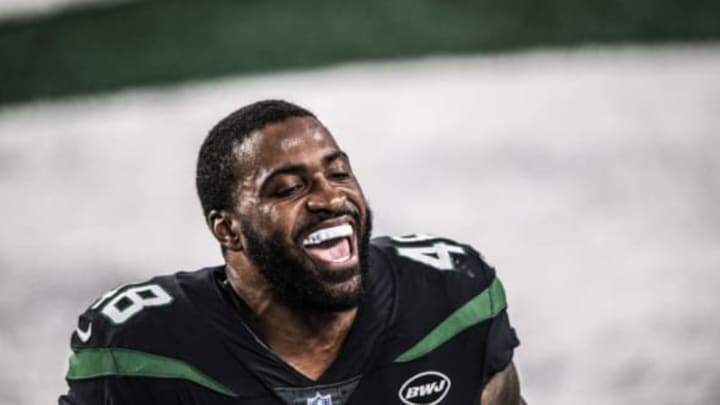 NY Jets (Photo by Benjamin Solomon/Getty Images)