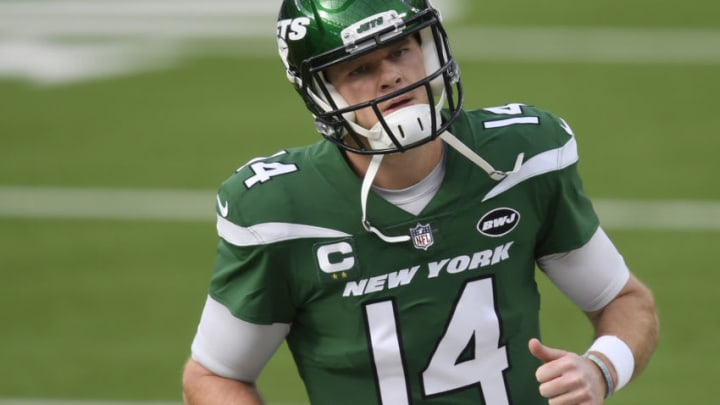 NY Jets, Sam Darnold (Photo by Harry How/Getty Images)