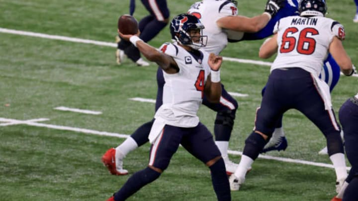 NY Jets, Deshaun Watson (Photo by Justin Casterline/Getty Images)