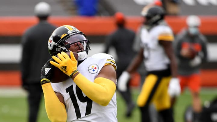 NY Jets, JuJu Smith-Schuster (Photo by Nic Antaya/Getty Images)