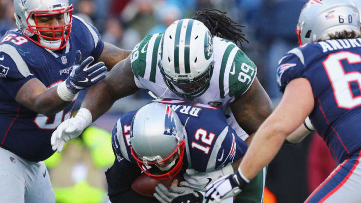 New York Jets Steve McLendon (Photo by Maddie Meyer/Getty Images)