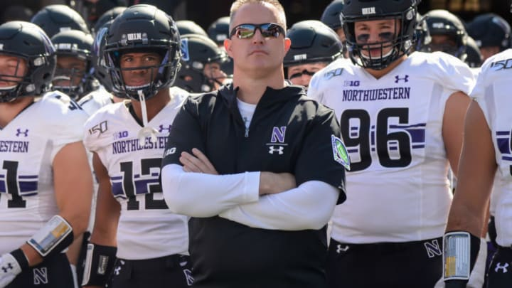 NY Jets, Pat Fitzgerald (Photo by Steven Branscombe/Getty Images)