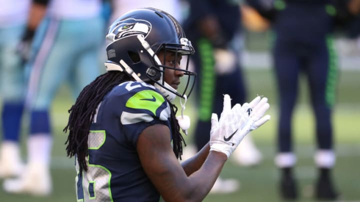 NY Jets, Shaquill Griffin (Photo by Abbie Parr/Getty Images)